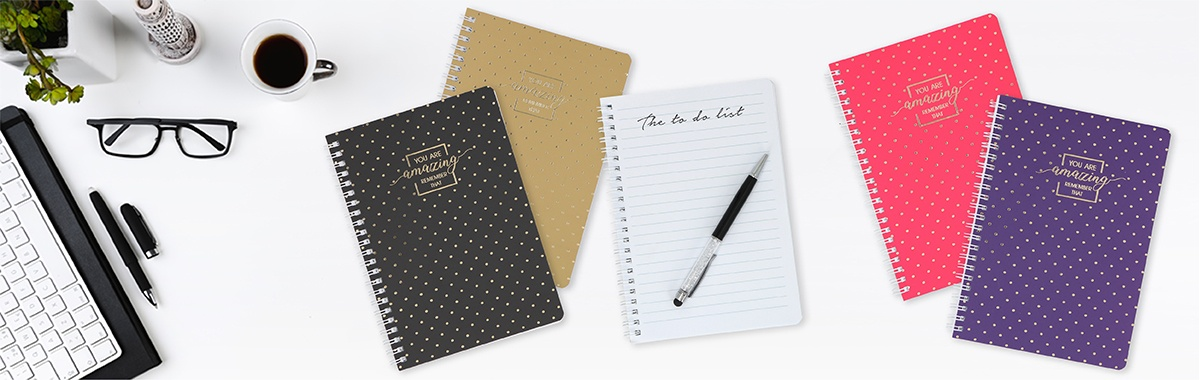 Spirit notebooks